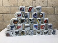 Miniature hockey mugs Ajax, L1S 5G1