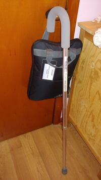 Adjustable cane- made by Moore Medical