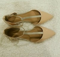 "Calvin Klein Leather Flats ""6"" Miami, 33147"