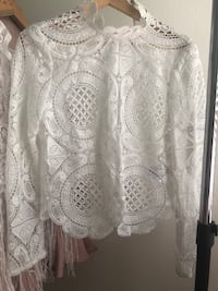 Lace shirt Los Angeles