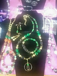 Hand Crafted Jewelry Set's.