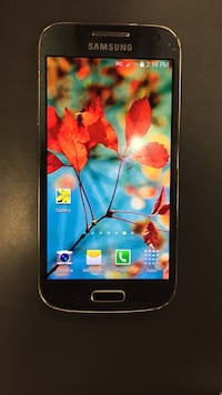 Black samsung galaxy android smartphone St Catharines, L2T