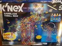 K'nex Sawblade Thrill Ride Hagerstown, 21740