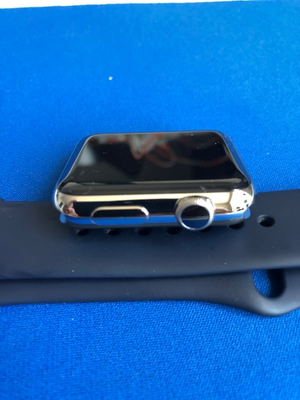 Apple Watch Series 1 Stainless Steel - BRAND NEW d9a461f5-790e-4dc5-a155-129a95a10521