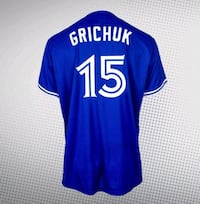 Jays Tickets - Grichuk Replica Jersey Giveaway! New Tecumseth, L0G 1W0