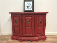 Rustic entryway cabinet  Canby, 97013