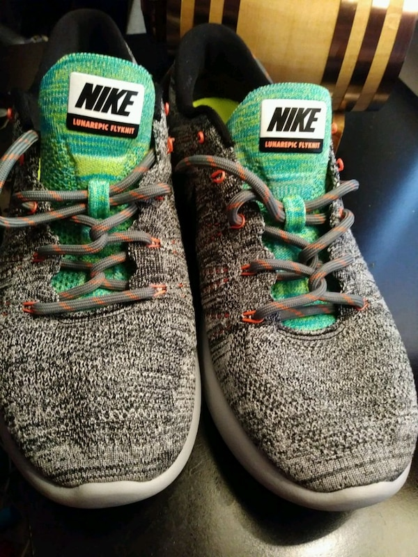 1a05cc9a04cb Used Nike mens Lunarepic Flyknit for sale in South Bend - letgo