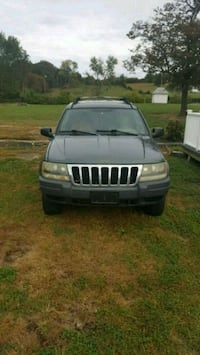 2003 Jeep Grand Cherokee Hydes