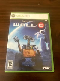 XBOX 360 WALL•E GAME Los Alamitos, 90720