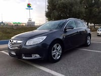 Opel Insignia Sports Tourer!