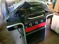 Charbroil gas/charcoal grill Odessa, 79765