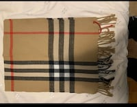 Used Burberry Scarf Vaughan, L4J 4P8
