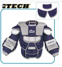 8.8 Profile™ Pro Stock Goalie Chest and Arm Protector Victoria, V8N 3H9