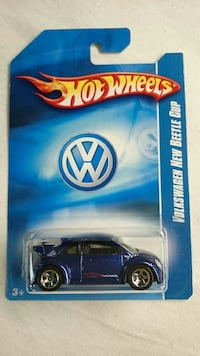 HOT WHEELS VOLKSWAGEN BEETLE CUP SPANISH CARD FIRM Ontario, L4L 1V3