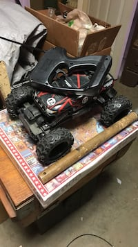 black and red rc truck toy Thurmont, 21788