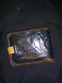 Hand Crafted Leather Wallet Billings, 59101