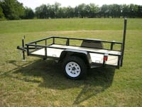 5×8 Utility Trailer Taylors