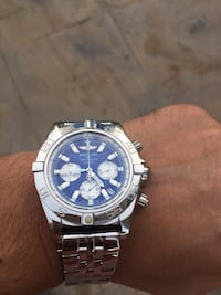 Breitling Chronomat watch. Top zustand Munich
