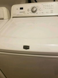 white front-load clothes washer Columbia, 21045