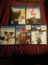 PS4 GAMES  Dahlonega, 30533