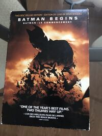 Batman returns DVD - comes with comic book