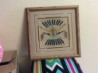 Authentic Navajo sand painting. (Certificate of authenticity attached). Palo Alto, 94301