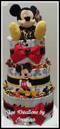 Diaper cakes for all occasions