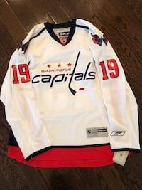 CAPS Backstrom away jersey Ellicott City