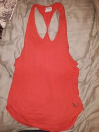 "VICTORIA SECRET ""PINK"" RED tank top size xs Omaha, 68114"