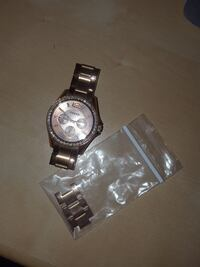 Women's Gold Fossil Watch Toronto, M3N