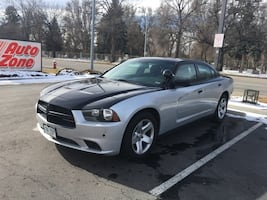 Police pursuit package Charger for sale or trade for decent truck!