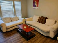 Selling house furniture - couch and tables Charlotte, 28210