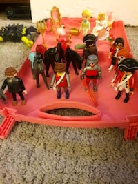 Playmobil Medievel Knights and Royal Family +MORE Auburn Hills