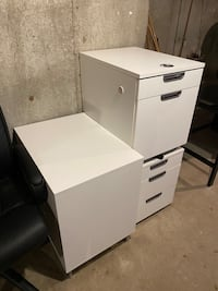 Office Filing Cabinets (3) North Kingstown, 02852