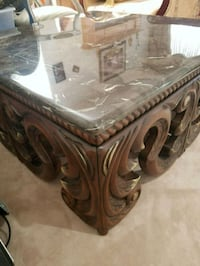 Authentic Marble table  Vancouver, V5X 1N7