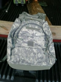 Military BACKPACK  Forest, 24551