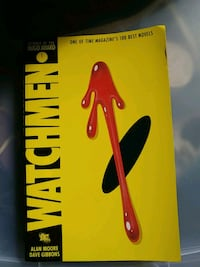 Watchmen Comic Book  Montreal, H4E 3N8