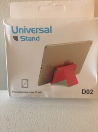 Universal stand for phone and tablet , pictures is