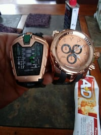 Hublot replacia plus a big face watch.  District Heights, 20747