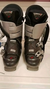 Men's size 11 ski boots with bag Carrollton, 23314