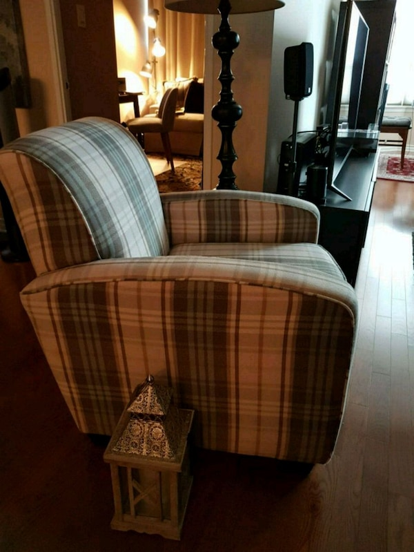 Accent Chair from The Chesterfield Shop