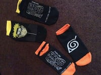 Naruto socks Los Angeles, 90291