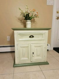 Chest, End Table, Cabinet
