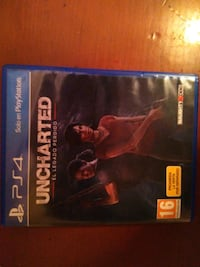 Juego Sony PS4 Uncharted Madrid, 28021