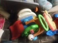 toddler's assorted plastic toys 274 mi