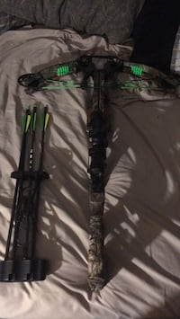 PSE fang crossbow and broadheads Hamilton, L9A 3Y8