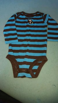 Excellent condition carters onesie Georgina, L4P 2W3