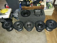 Subwoofers  Baltimore, 21206