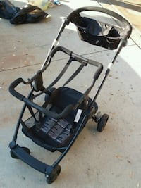 black and gray stroller  Ontario, 91761