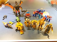 Big collection of Transformers Mississauga, L5M 5T5